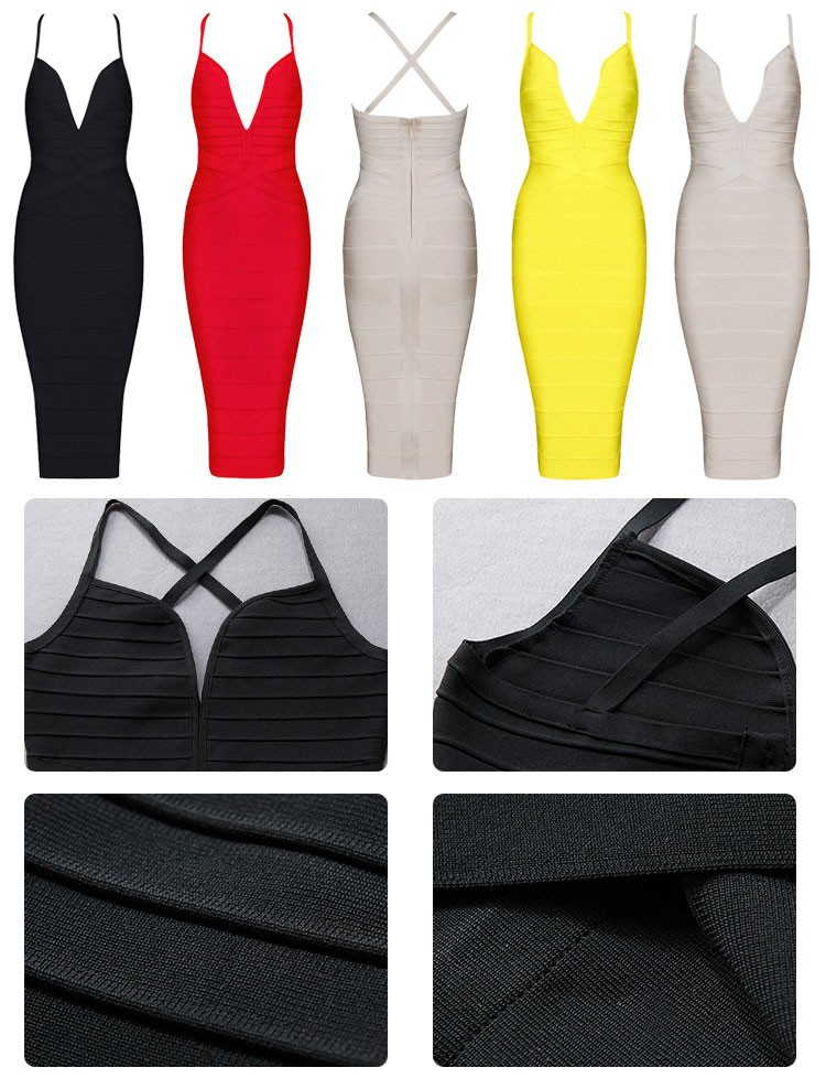 SAMPLE::sleeveless bodycon club cocktail party